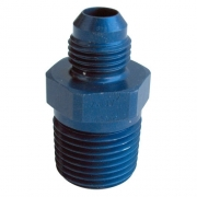 "XRP -6 AN 1/2"" NPT Fitting - Straight"