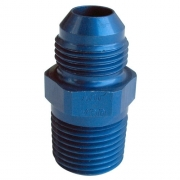 "XRP -8 AN 1/2"" NPT Fitting - Straight"