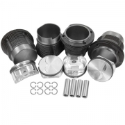 105mm P&C Kit w/JE Forged Piston 22mm Pin Stroker