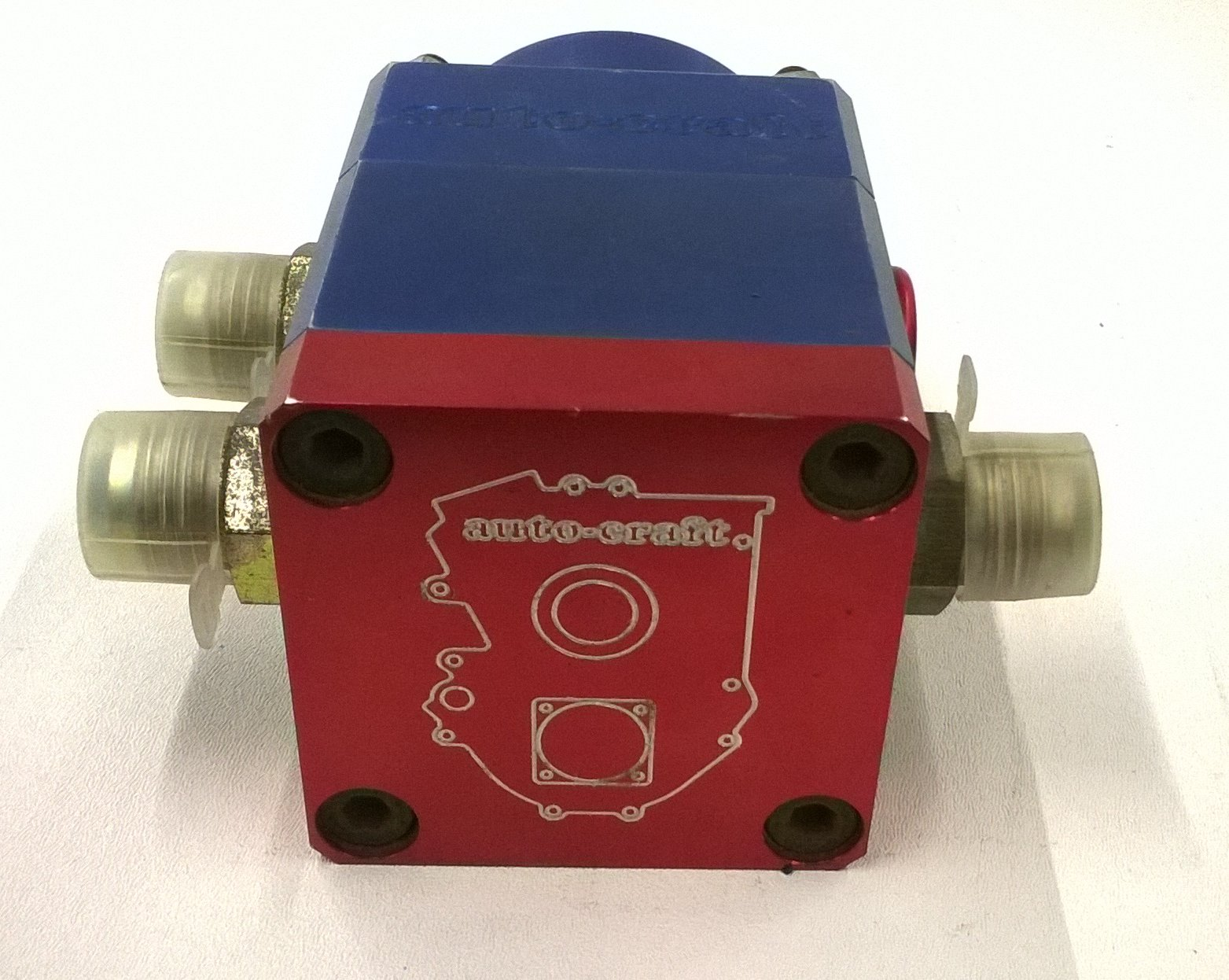 AUTOCRAFT 2 stage dry sump oil pump (New)