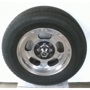 """Performance Mag wheels and tyres - 14""""x 6"""" (4 x 130) Set of 4"""