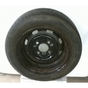 """Widened steel wheels and tyres - 15"""" x 7"""" (4 x 130) Set of 4"""