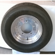 """Centreline 6"""" wheels and tyres (Brand New) - 15"""" x 6"""" (5 x 205) Set of 2"""