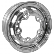 "Chrome Replacement Rims (15"" x 4.5"") 5 x 205"