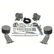 Kadron Dual carb kit now available in 40 mm and 44mm kits to suit type 1 and type 4 engines.