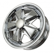 "911 Polished - (5 x 130) - 15"" x 5.5"" - a beautiful looking wheel"