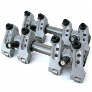 Pauter Machine Billet Roller Rocker Arm Kit - High Performance - 1.3 ratio