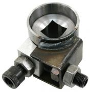 Torsion Bar Adjuster For King and Link Pin Axle Beam - (requires welding)