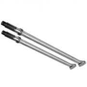 "Heavy Duty Swing Axles - 3"" shorter"
