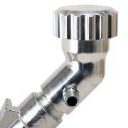 Angled Oil Filler Billet Aluminum (Tall)