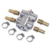 In-Line Oil Cooler Thermostat