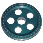 SCAT Anodised Crank Pulley - Blue