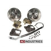 Rear Disc Kit - Holden/Ford - L Bug (Long Spline) - 5 x 120 and 5 x 114.3