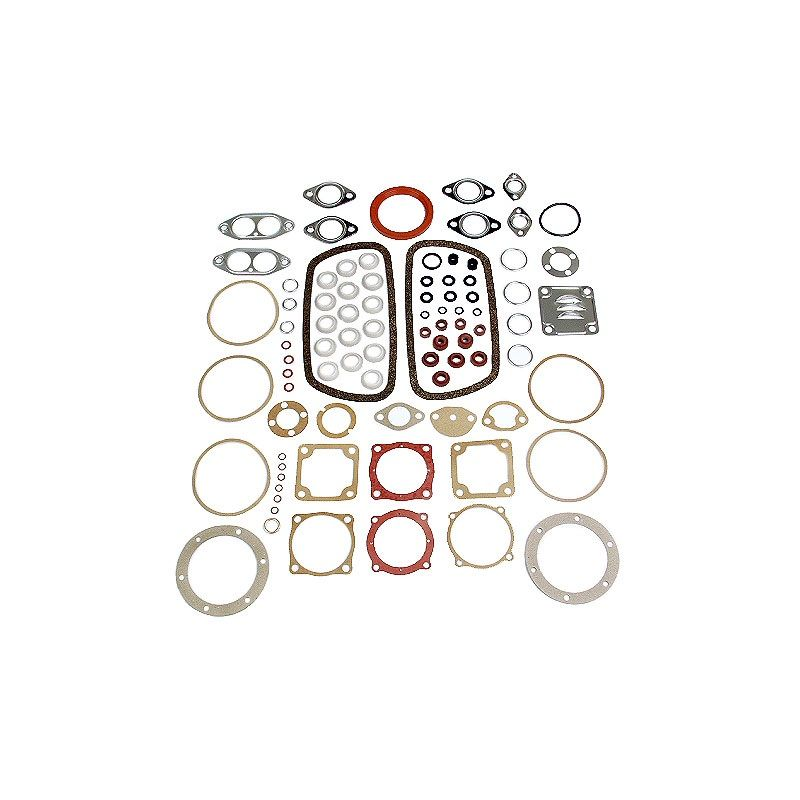 Gasket Kit for 1300 - 1600 engine - with rear main seal (Elring) Gasket Kit  for 1300 - 1600 engine - with rear main seal (Elring)