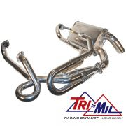 TriMil (USA) Sidewinder Exhaust and Muffler - Raw