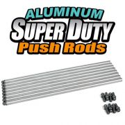 Push Rods - Aluminum Super Duty Push Rods - Cut to Length (set of 8)