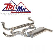 TriMil Single Quiet-Pak (Heat Risers) Ceramic Coated