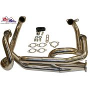 "TriMil 1 5/8"" Header - Ceramic Coated"