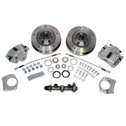 Kombi Front Disc Kit - Low Light (1968-1970)