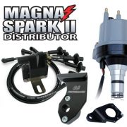 Magnaspark II™ Premium Ready-to-run Kit - Black (Compact coil)
