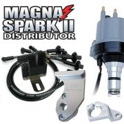 Magnaspark II™ Premium Ready-to-run Kit - Clear (Compact coil)