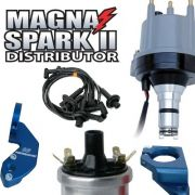 Magnaspark II™ Premium Ready-to-run Kit - Blue