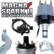 Magnaspark II™ Premium Ready-to-run Kit - Clear