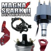Magnaspark II™ Premium Ready-to-run Kit - Red