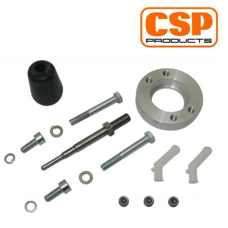 Super Beetle Master Cylinder - 4 Wheel Disc (20.64mm) Fitting kit