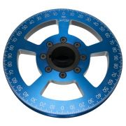 Jaycee Degree pulley Blue - 7""