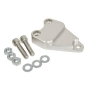 This item is used to remove the oil cooler in racing applications