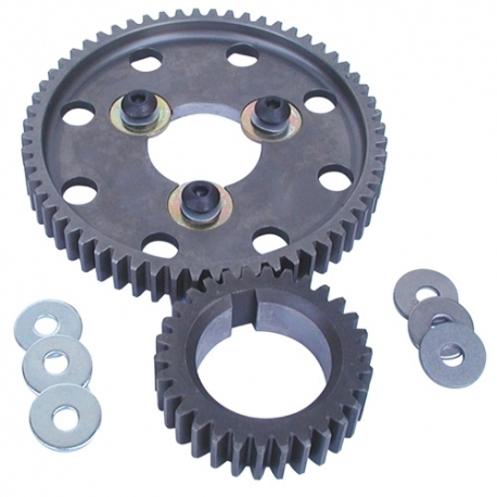 Engle - Straight Cut Cam Gear - with 3 sets of adjusting discs - Rod  Penrose Racing