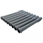 Push Rod Tubes - Steel Racing (Set of 8)