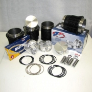 94 x 82 - Forged JE Piston and Cylinder Kit - Long Cylinder