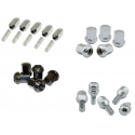 Wheel studs, nuts & bolts