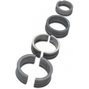 Main bearings - Flanged - all flanged cranks with the split rear bearing