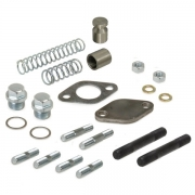 Scat New case install kit - Hex relief plugs