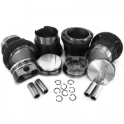 104mm P&C Kit w/JE Forged Piston 22mm Pin Stroker