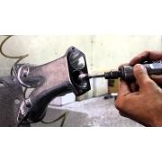 Match port intake manifolds - Medium size