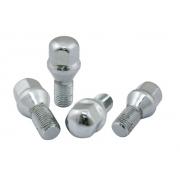 Chrome Lug Nuts - 14mm (Set of 4) - 1 set per wheel