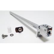 Billet roller throttle tube