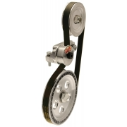 Serpentine pulley kit - Polished
