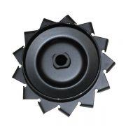 Alternator Fan Pulley - black