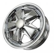 "911 Polished - (5 x 130) - 15"" x 5.5"" - a beautiful looking wheel"