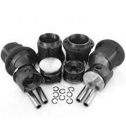88 x 69mm - 1700cc Machine in Piston & Cylinder Kit