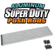 Push Rods - Aluminum Super Duty Push Rods - Cut to Length (set of 8)