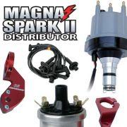Magnaspark II™ Premium Ready-to-run Kit - Red