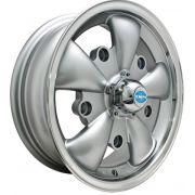5 Spoke - (5 x 205) Silver