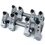 Pauter Machine Billet Roller Rocker Arm Kit - High Performance - 1.4 ratio